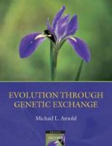 Evolution through Genetic Exchange - Michael L. Arnold - cover