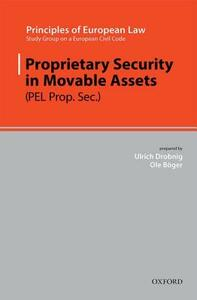 Proprietary Security in Movable Assets - cover