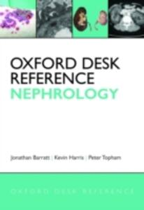 Oxford Desk Reference: Nephrology - cover