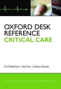 Oxford Desk Reference: Critical Care - cover