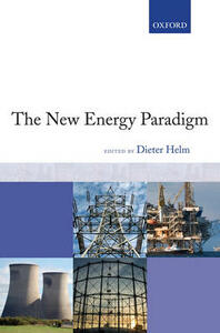 The New Energy Paradigm - cover