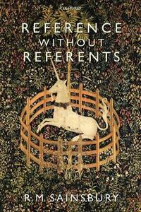 Reference without Referents - R. M. Sainsbury - cover