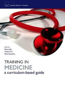 Training in Medicine - cover