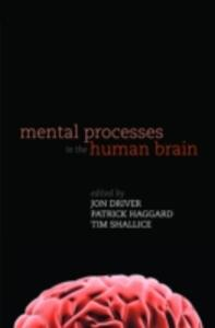 Mental Processes in the Human Brain - cover