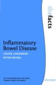 Inflammatory Bowel Disease - Louise Langmead,Peter Irving - cover