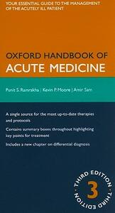 Oxford Handbook of Acute Medicine - Punit Ramrakha,Kevin Moore,Amir Sam - cover