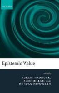 Epistemic Value - cover