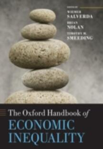 The Oxford Handbook of Economic Inequality - cover