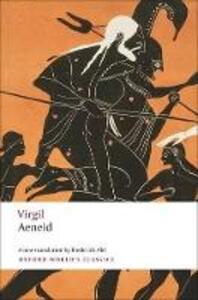 Aeneid - Virgil - cover