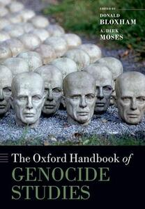 The Oxford Handbook of Genocide Studies - cover