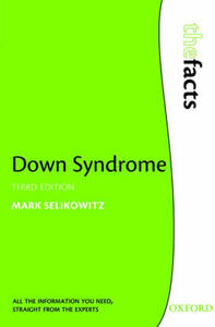 Down Syndrome - Mark Selikowitz - cover