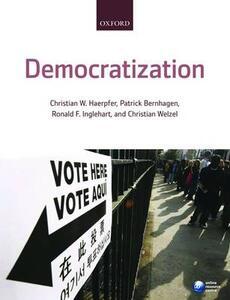 Democratization - Ronald F. Inglehart - cover
