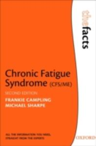 Chronic Fatigue Syndrome - Frankie Campling,Michael Sharpe - cover