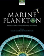 Copertina  Marine plankton : a practical guide to ecology, methodology and taxonomy