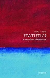 Statistics: A Very Short Introduction - David J. Hand - cover