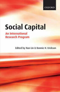Social Capital: An International Research Program - cover