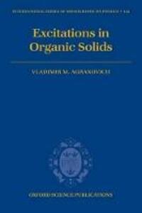 Excitations in Organic Solids - Vladimir M. Agranovich - cover
