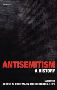 Antisemitism: A History - cover