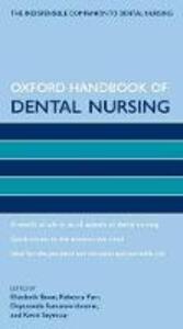 Oxford Handbook of Dental Nursing - cover