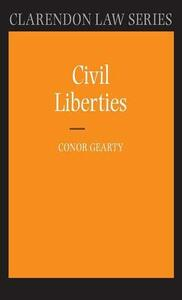 Civil Liberties - Conor Anthony Gearty - cover