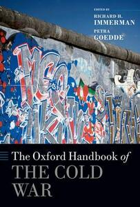 The Oxford Handbook of the Cold War - cover
