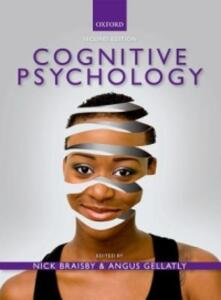 Cognitive Psychology - cover
