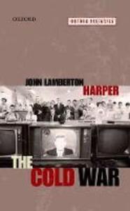The Cold War - John Lamberton Harper - cover