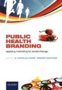 Public Health Branding: Applying marketing for social change - cover