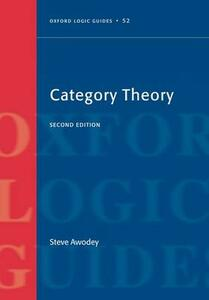 Category Theory - Steve Awodey - cover