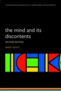The Mind and its Discontents - Grant R. Gillett - cover