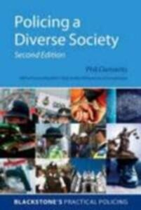 Policing a Diverse Society - Phil Clements - cover