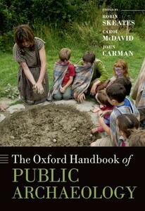 The Oxford Handbook of Public Archaeology - cover