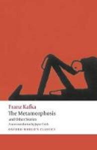 The Metamorphosis and Other Stories - Franz Kafka,Joyce Crick - cover