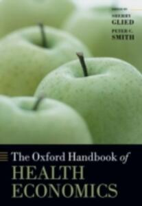 The Oxford Handbook of Health Economics - cover