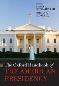 The Oxford Handbook of the American Presidency - cover