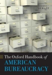 The Oxford Handbook of American Bureaucracy - cover