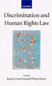 Discrimination and Human Rights: The Case of Racism - cover