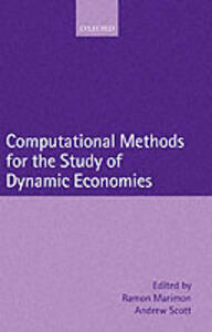 Computational Methods for the Study of Dynamic Economies - cover