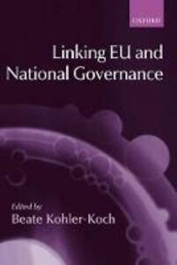 Linking EU and National Governance - cover
