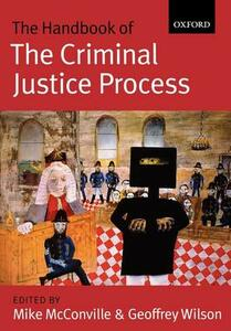 The Handbook of the Criminal Justice Process - cover