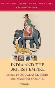 India and the British Empire - cover
