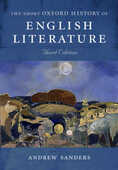 Libro in inglese Short Oxford History of English Literature Andrew Sanders