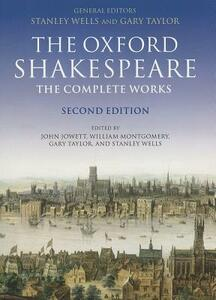 William Shakespeare: The Complete Works - cover
