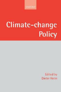 Climate Change Policy - cover
