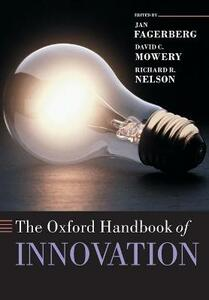 The Oxford Handbook of Innovation - cover