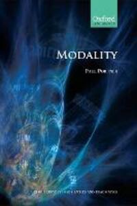 Modality - Paul Portner - cover