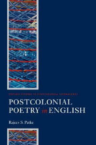 Postcolonial Poetry in English - Rajeev S. Patke - cover