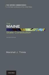 Maine State Constitution