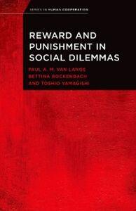 Foto Cover di Reward and Punishment in Social Dilemmas, Ebook inglese di  edito da Oxford University Press