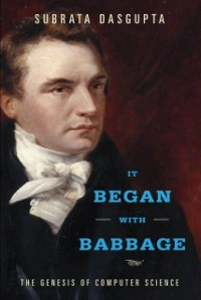 Ebook in inglese It Began with Babbage: The Genesis of Computer Science Dasgupta, Subrata